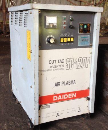 Máy cắt plasma Daiden cut 120