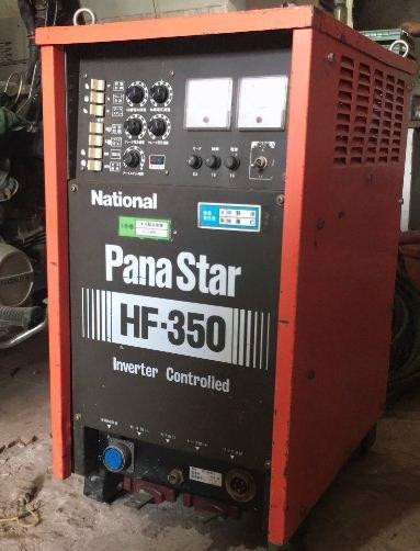 Máy hàn mig Co2 Panasonic 350 1 pha