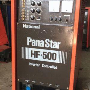 Máy hàn mig Co2 Panasonic 500 1 pha