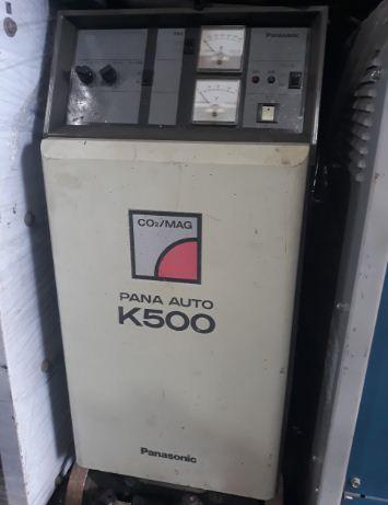Máy hàn mig Co2 Panasonic 500