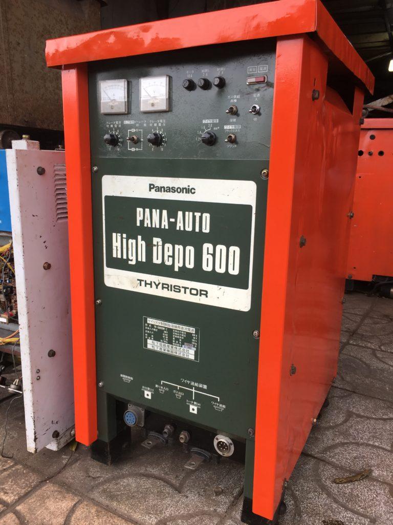 Máy hàn mig Co2 Panasonic 600
