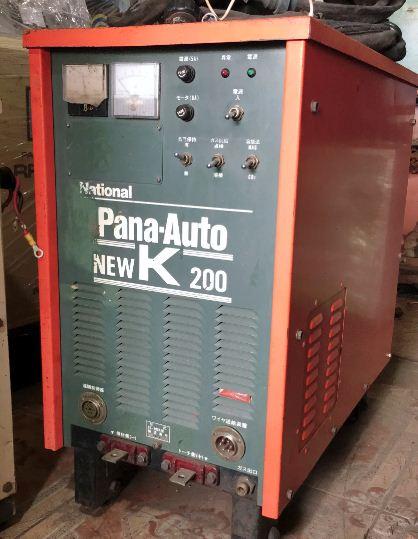 Máy hàn mig Co2 Panasonic 200