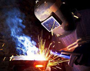 An toàn lao động khi hàn điện