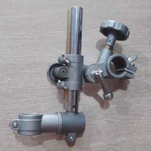 Bộ kẹp ống inox và cây tăng đưa
