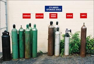 Các chú ý đảm bảo an toàn khi hàn cắt bằng khí