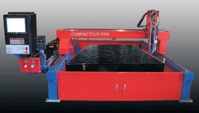 Máy cắt plasma CNC và thành phần cấu tạo