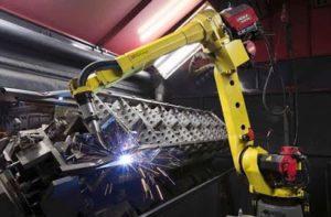 Công nghệ robot hàn