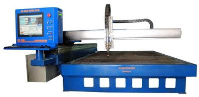 Giới thiệu công nghệ cắt plasma CNC