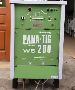 Máy hàn tig nhôm Panasonic 200