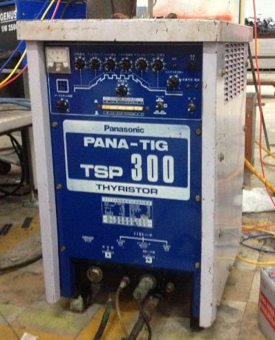 Máy hàn tig Panasonic 300