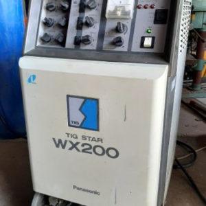 Máy hàn tig nhôm Panasonic WX 200