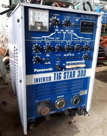 Máy hàn tig Panasonic Star 300