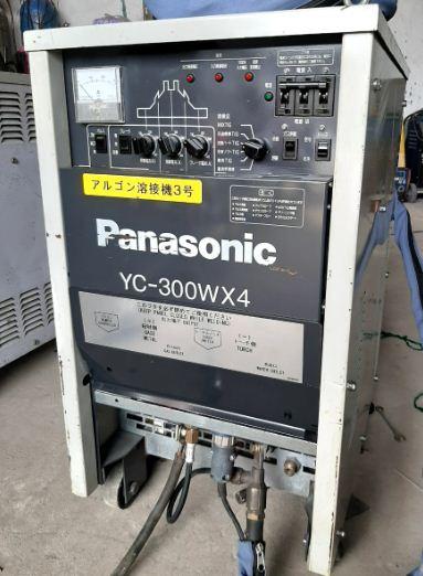 Máy hàn tig nhôm Panasonic YC-300WX4
