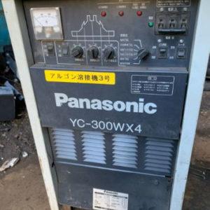 Máy hàn tig nhôm Panasonic YC 300WY4