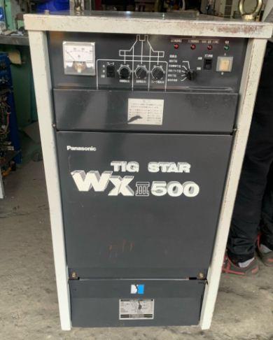 Máy hàn tig nhôm Panasonic WXII 500